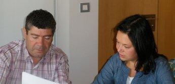 Un cento de persoas inscribíronse en Burela para participar no proxecto