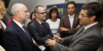 Alcoa colaborará coa Consellería de Educación na  formación de alumnado de FP