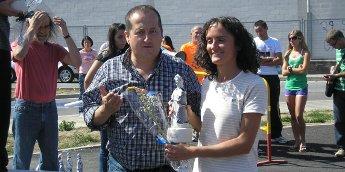 A XII Carreira popular de Viveiro lembrou a Julián Bernal, atleta galego falecido o pasado marzo