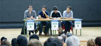 Cervo presentou en San Cibrao as Escolas Deportivas Municipais que inician a actividade o día 14