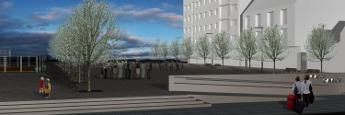 O concello de Cervo anuncia o inicio da construción da praza Dos Campos en San Cibrao