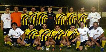 Equipos do Sporting Pontenova enfrontáronse a un combinado, ao Castro e a o Matela a fin de semana