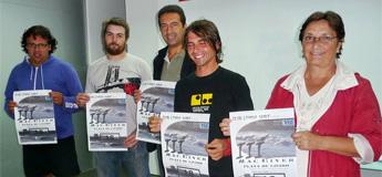 Cervo colabora co Limosa Surf na organización do III Campionato Mac Giver de surf e bodyboard