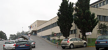 O persoal da empresa de limpeza no hospital da Costa mobilizarase por falla de acordo no convenio