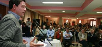 O presidente da Deputación asegura que medio rural perdeu 136 millóns de euros pola Xunta