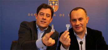 A Xunta licita o dragado e a limpeza do encoro de Lourenzá por máis de 1 millón de euros