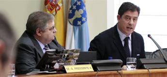 A Deputación aprobará o presuposto este mes pola situación dos concellos cos que aumentará a cooperación