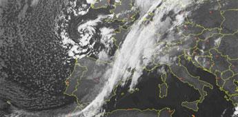 Espérase un episodio de meteoroloxía adversa por fenómenos costeiros de nivel laranxa