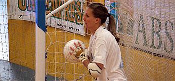 Jozi Oliveira, meta do Burela FSF, defenderá a camisola brasileira no Campionato Mundial de Fútbol Sala
