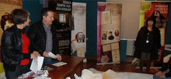 Conmemoran o 125 aniversario de Rosalía de Castro cunha mostra no no museo do Mar en San Cibrao
