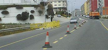 A Deputación asume por vía de urxencia o arreglo da ponte do Perdouro en Burela