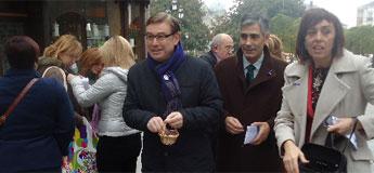 O PP avoga en Lugo pola tolerancia cero contra a violencia de xénero
