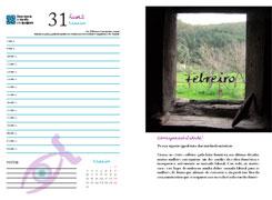 Observatorio da Mariña pola Igualdade pon á venda a Axenda feminista 2011