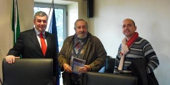 O alcalde de Barreiros acompañou a alumnos do IES Gamallo Fierros na súa viaxe de intercambio a Italia
