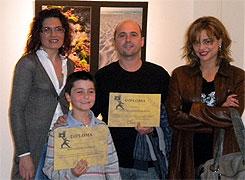 Exposición de fotos participantes no concurso