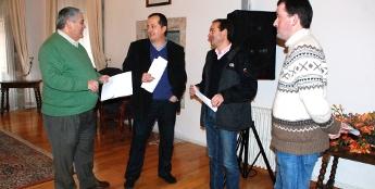 Presentadas en Mondoñedo as Xornadas de Arqueoloxía financiadas pola Deputación