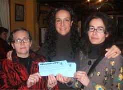 ACIA Foz entregou un novo premio do Campañazo do bingo
