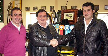 A asociación Val do Ouro e a de Pura Raza Cabalo Galego promocionaran deportes ecuestres na Mariña
