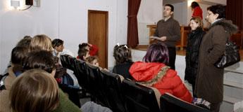 Cervo concede axudas a 31 escolares de segundo ciclo de educación infantil