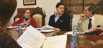 A Deputación adianta dous meses o prazo para solicitar as obras do Plan de Comunidades Veciñais de 2011