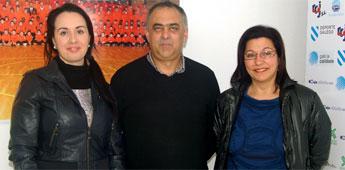 O CD Burela FS renovou o convenio coa asociación de Axuda ao Enfermo Mental da Mariña
