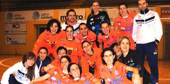 O Burela FSF Pescados Rubén fixo un xogo eficaz, con control e ritmo, ante o Natudelia.com Zaragoza (3-5)