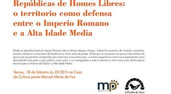 Manuel Gago Mariño falará en Foz da época entre o final do imperio romano e o xurdimento da Idade Media