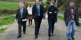 O alcalde de Cervo pediu a mediación do subdelegado do goberno para a cesión de locais da Casa do Mar