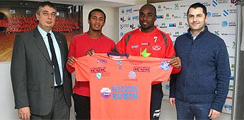 O Burela FS reforzase con dous xogadores brasileiros procedentes do fútbol sala romanés