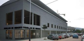 Deportes da Deputación presentou a reforma do pavillón de Ribadeo á que dedica 2,5 millóns de euros