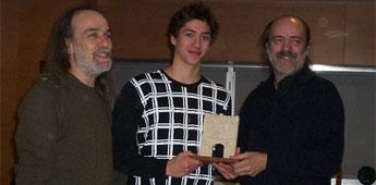 O deportista de Viveiro Cristobal Rodríguez elixido mellor pentatleta galego de elite absoluta