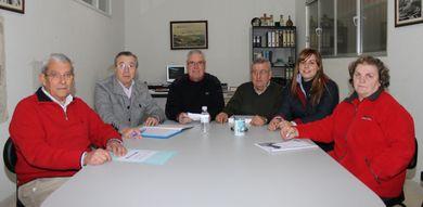 Unha nova directiva quere revitalizar a asociación de veciños Cruz da Venta