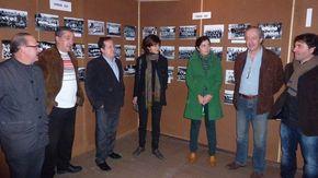 Exposición fotográfica sobre o fútbol de Mondoñedo
