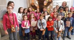 Homenaxe do Concello de Xove á centenaria Constantina López