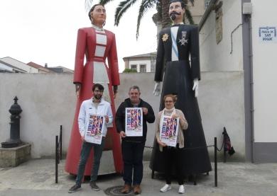 ACISA organiza o I Desfile de Charangas o 14 de xullo. Trátase dunha iniciativa novidosa na comarca que pretende encher de color e son as rúas de Ribadeo na tarde-noite desa xornada