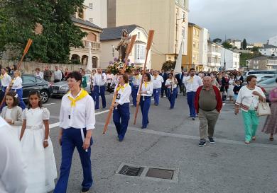 Mondoñedo conmemora o aniversario da Declaración do Camiño Norte de Santiago como Patrimonio Mundial pola Unesco