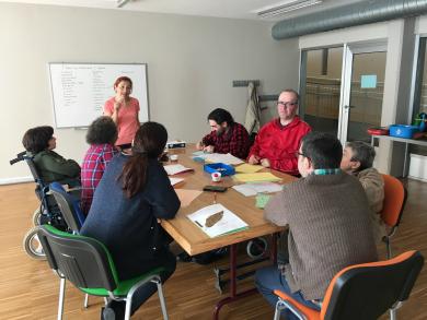 A Mariña-COGAMI ten en marcha un programa de Desenvolvemento Integral para persoas con discapacidade que beneficia a 15 persoas