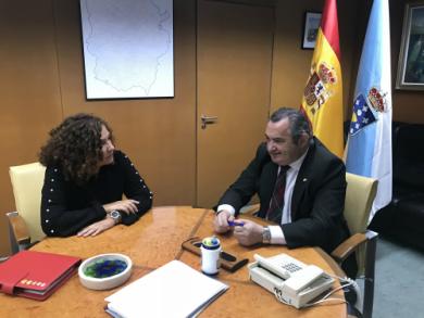 Patricia Vázquez Mille, nada no Valadouro, será a nova xefa do Servizo provincial de Urbanismo na Delegación territorial da Xunta en Lugo