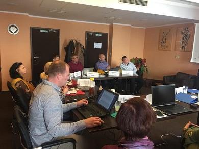 APAGA participa en Brastislava (Eslovaquia) na posta en marcha do proxecto europeo erasmus + Un paso por delante II, que se desenvolverá ata finais do ano 2020