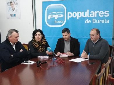 """Manuel Rouco: """"Burela precisa un cambio de rumbo no Concello para recuperar os catro anos perdidos polos socialistas que non impulsaron proxecto ningún"""""""