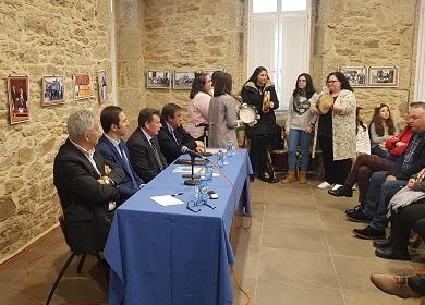 """Inauguración da exposición fotográfica """"Cervo na Memoria"""""""