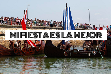 A Normanda de Foz candidata a convertirse na mellor festa de España