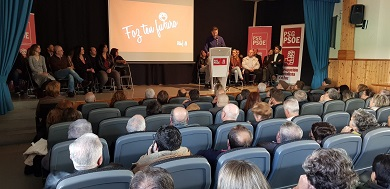 """Cajoto en RadioVoz: """"Nótase que hai ganas de cambio e de que haxa de novo un goberno do PSOE que xestione Foz adecuadamente"""""""