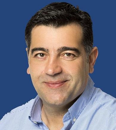 O candidato á reelección como alcalde focense polo PP, Javier Jorge Castiñeira, aclara que quería participar no debate organizado polo IES, como xa fixo noutras ocasións