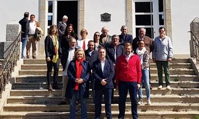 """O PSOE presenta unha candidatura ilusionada """"para que Cervo volva a ser un Concello próspero e referente na Mariña"""""""