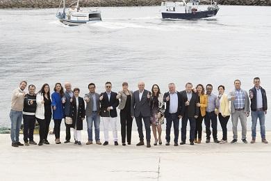 """Óscar Rodríguez presenta unha candidatura """"centrada en Viveiro"""" para conseguir gobernar a cidade"""