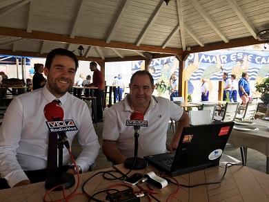 Foz acolleu este martes un programa especial de RadioVoz en directo para todas as emisoras desta cadea na provincia de Lugo