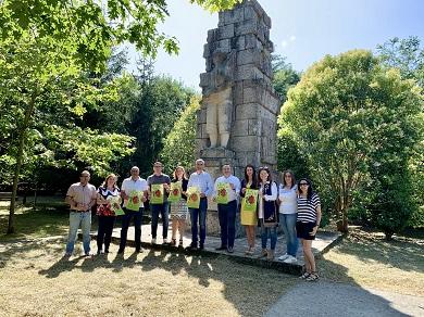 A praza de abastos de Lugo acolleu este martes a presentación da Feira do Bonito de Burela e de Produart