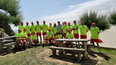Apertura de praias e servizos de socorrismo en Foz