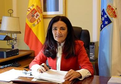 A subdelegada do Goberno felicita ao alcalde de Burela pola declaración da Feira do Bonito como Festa de Interese Turístico Nacional